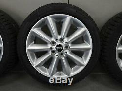 Mini Clubman F54 Original 17 Inch Wheels On Winter 6,856,045 Styling Tire 518