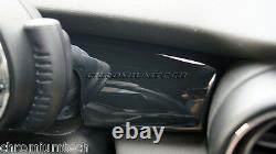 Mini Cooper Mk3 / S / One / Jcw F55 F56 F57 Black Edge Panel Cover For Lhd