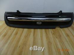 Mini Cooper R50 / 51120029925 Cover Shock-painted Rear Receiver D. Black