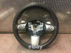 Mini Cooper R50 R53 Steptronic Steering Wheel With Paddles 6769735 Rays 3