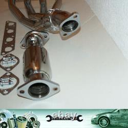 Mini Cooper / S R53 1.6l Race Tubular Steel Exhaust Collector - Decat