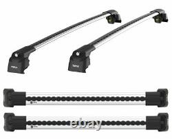 Mini Countryman R60 Cross-sectional Roof Bars Turtle V2 With Serr. In Stock