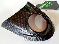 Mini Gen 3 Convertible F57 Genuine Brilliant Carbon Fiber Flying Wheel Covers