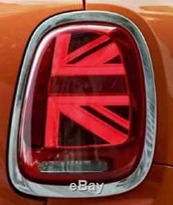 Mini Kit Catch Tail Facelift F55 F56 F57 Union Jack