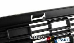 Mini New True Cooper S R55 R56 R57 Front Shock Pare Low Black Grille Sport