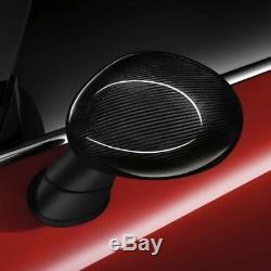 Mini Original Carbon Fiber Mirror R56 R58 R60 Cooper S Works Jcw