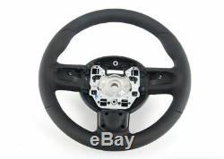 Mini Original Sports Steering Wheel John Cooper Works Leather R56 Cooper S Jcw Gp