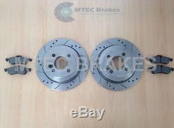Mini R50 R53 R52 1.4 1.6 One Cooper S 01-06 Brake Discs Front Rear Mintex