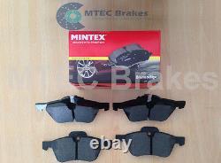 Mini R50 R53 R52 One Cooper S 01-06 Brake Discs Front Rear Skates & Usure