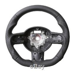 Mini Steering Wheel One Cooper Cabriolet R55 56 57 58 59 New Covered Flattened 77690