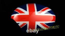 Mk1 Bmw Mini Cooper / S/one / Jcw R50 R52 R53 Union Jack Mirror Cover Rhd