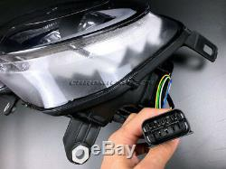 Mk2 Mini Cooper R55 R56 R57 R58 R59 F56 Appearance Headlamp Led Drl Xenon Non Rhd