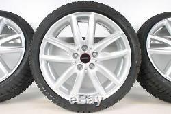 New Mini Clubman F54 18 Alloy Wheels Jcw Grip 520 Spoke Wheels Winter B