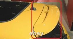 New True Mini R56 S Jcw Stock Rear Roof Spoiler Ready Kit 2753758 Oem