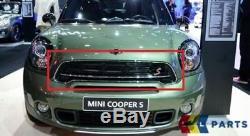 Nine On Mini Countryman Origin R60 Cooper S (since 14/07) Front Cover