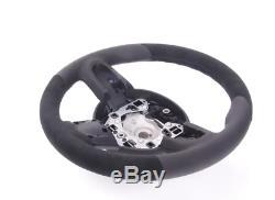 Nine On Origin Jcw Mini R55 R56 R57 Leather Steering Wheel And Alcantara