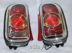 Origin 2x Mini Clubman R55 Orange Tail Lamp Kit Car Rhd Nine