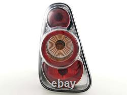 Pair Design Tail Lights Mini One / Cooper (r50 / R52 / R53) 01-06