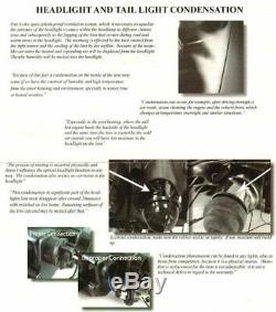 Projectors New Mini Cooper R55 R56 R57 R58 R59 2006-2014 Led Light Tube Black L
