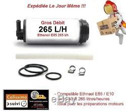 Pump Cramming Big Debit Type Dw65v Ethanol E85 Tuning Mini One / Cooper S R56