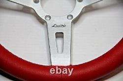 Red Flying Leather 315mm Luisi Sharav 315 Red Made In Italy All Nine