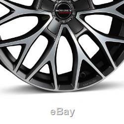 Rims Borbet Dy 8.0x18 5x120 Et38 Greymr For Mini Paceman Countryman