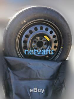 Spare Wheel Set (slab) 17 Mini Countryman 16 R60with Key Jack And Cover