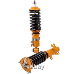 Suspension Coilovers Kit For Mini Cooper 2007-2013 (r56) Neuf Shock Absorber