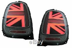 Tail Lights For Mini One F55 F56 F57 3d 5d Jcw Convertible 14-18 Design Money