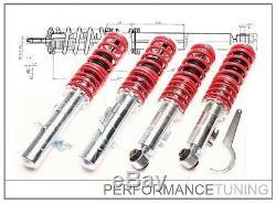 Threaded Combinations Adjustable Shocks -ta-technix- Mini Cooper / One R50