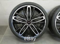Tires Summer 19 Inches Original Mini Clubman F54 Jcw 526 6856056 Nine