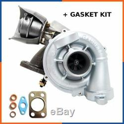 Turbo Charger New For Peugeot 1007 1.6 Hdi 110 HP 753420-0004, 750030-5001s