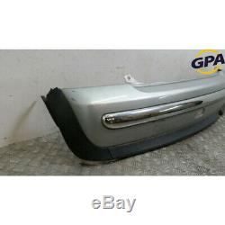 Used Rear Bumper 51 12 6800216 Mini Mini 1.6i 16v 019227989
