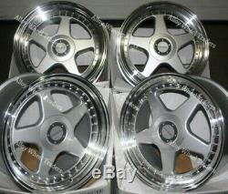 Wheels Alloy X April 17 Cd-f5 8.5j For Bmw E36 Mini Countryman Paceman Jc R60