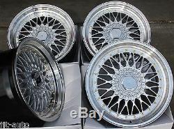 17 Roues Alliage CRUIZE Classique Sp Pour Mazda 323 Eunos MX3 MX5 (4 Clou)