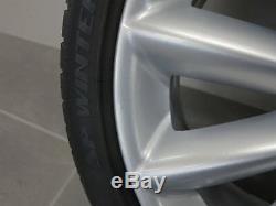 17 Roues D'Hiver Pouces D'Origine Mini Clubman F54 6856045 Coiffant 518 Hiver