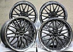 18 Roues Alliage Cruize 190 Gmp pour Chevrolet Equinox