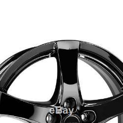 4 Jantes Borbet F 6.5x16 ET38 5x112 SW pour Mini Cabrio Cooper Countryman One