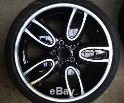 4 Mini Roues D'Été Jcw Tasse Spoke 563 220/40 R18 86w F55 F56 F57 6858900 Rdk