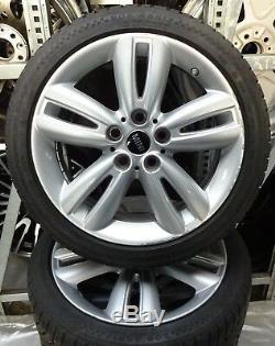 4 Mini Roues D'Hiver Piste / Voie Spoke 562 F55 F56 F57 205/45 R17 88v M+S
