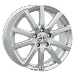 4 jantes & pneus hiver Skandic ECE 16J SIL 195/55 R16 87H pour Mini Mini Contin