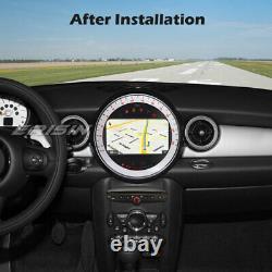 Android 10 Autoradio tactile GPS WiFi TNT CarPlay Bluetooth 5.0 BMW Mini Cooper
