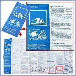 Ate Power Disc Disques+plaquettes De Frein Arrière Mini R50 R53 R52