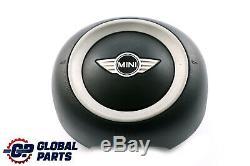 BMW Mini Cooper 1 R50 R52 R53 Direction Roue Conducteur Côté Airbag Module