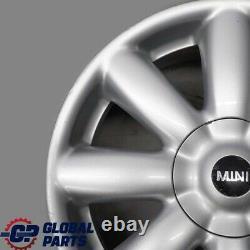 BMW Mini Cooper One R50 R55 R56 Jante Alliage 17 7J Crown Spoke 104 6769411