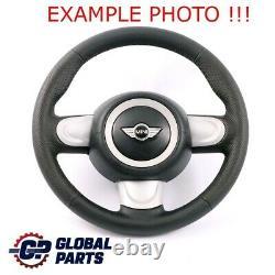 BMW Mini Cooper One R55 R56 R60 Neuf Volant Sport Volant Cuir 3 Rayons