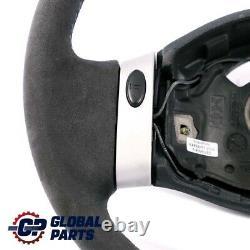 BMW Mini Cooper R50 Cooper Volant Cuir Noir Alcantara Neuf Avec 2 Spoke