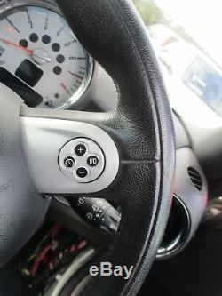 BMW Mini R55 Clubman Sports en Cuir Multi Fonction Volant de Direction 2751500