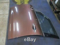 BMW Mini R60 Countryman avant Gauche Porte en (Cuivre Métal) Véritable 9805927