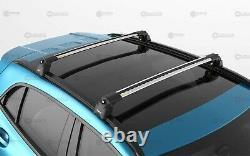 Barres de toit Mini Countryman R60 transversales Turtle V2 avec serr. EN STOCK